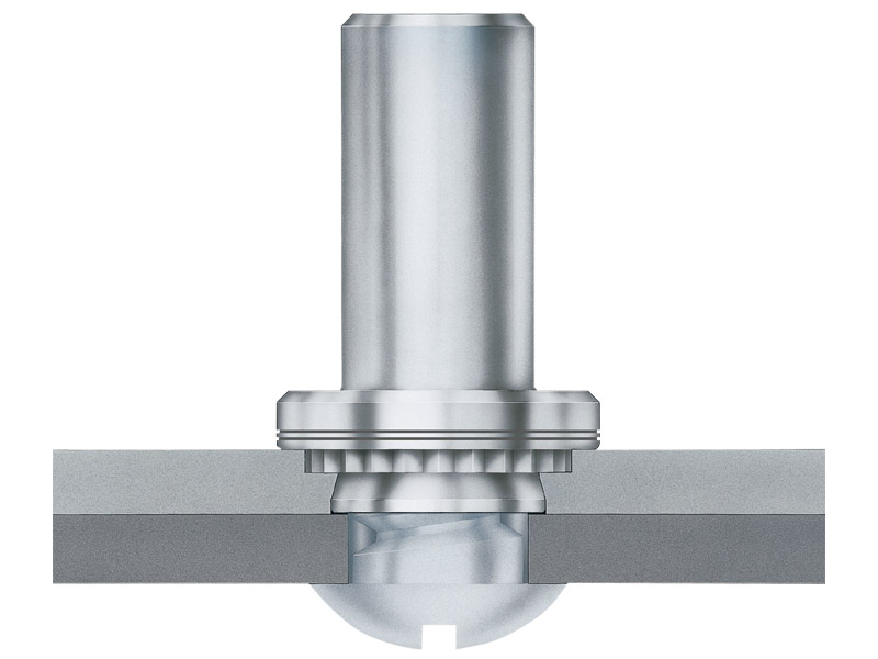 Self Clinching Blind Fasteners Types B Bs Unified On