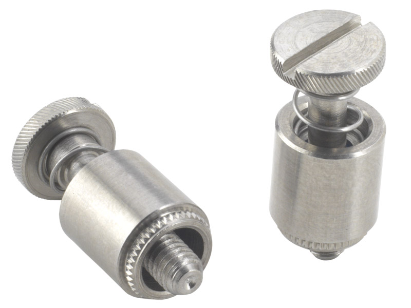 Captive Screws Broaching For Pc Boards Metric Type Pfk
