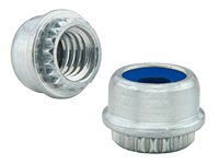 Nylon insert, locking thread nuts – CFN