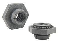 All metal, locking thread nuts –  LK, LKA, LKS