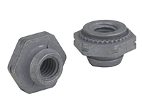 All metal, locking thread nuts – LK, LKA, LKS - Metric