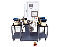 PEMSERTER® Series 3000MB™ Automatic Multi-Bowl Insertion Press