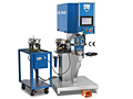 PEMSERTER® Series 2000® Press With Dual Bowl Expansion Cart