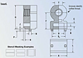 Surface Mount R'Angle® Fastener 2