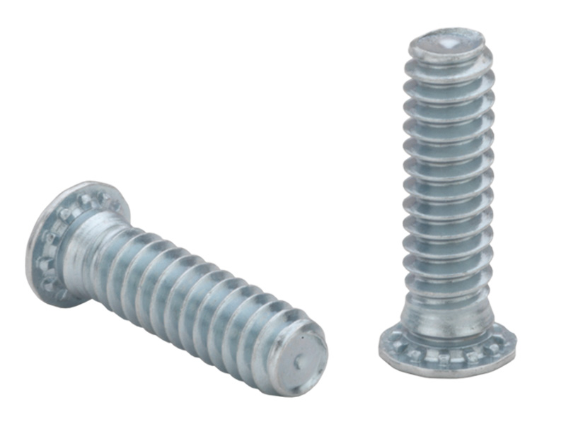 FH-173-8ZI Types FH//FHS//FHA Unified Pem Self-Clinching Threaded Studs
