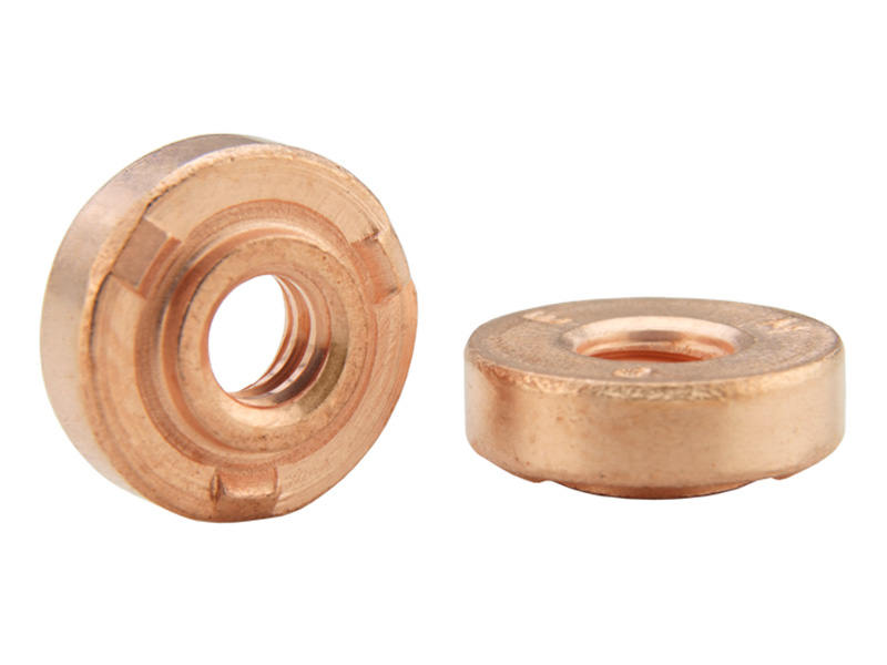 Self-Locating Projection Weld Nuts - Metric Type WN, WNS