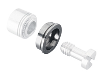 PR10 Self-Clinching Flush-Mounted Retainers