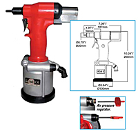 ATLAS® RIV 938S Small, Lightweight Pull-To-Pressure Tool