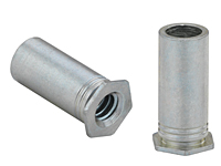 SO-M4-4ZI - Thru-hole Threaded Standoffs  by PennEngineering® (PEM®)
